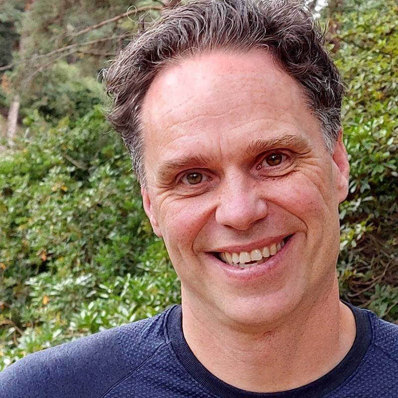 Koen Bouckaert Personal Trainer and Chef