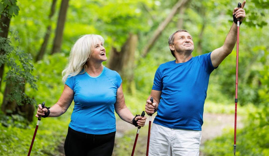 Getting Back Into Exercise For The Over 50's